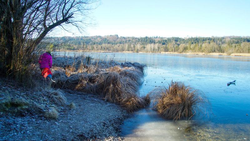 Winter-Outdoor-Fotoshooting Icking Webfoto-Oberland