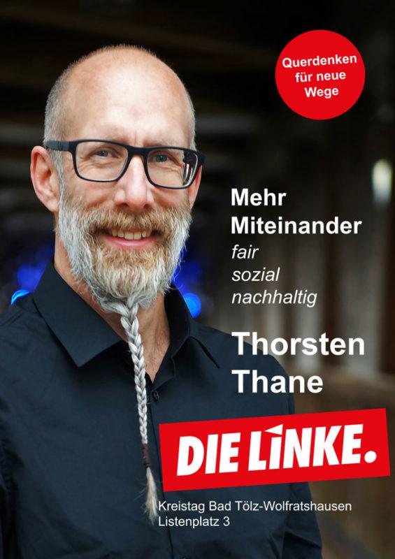 Wahl-Plakat Kommunalwahl Bayern 2020 Webfoto-Oberland