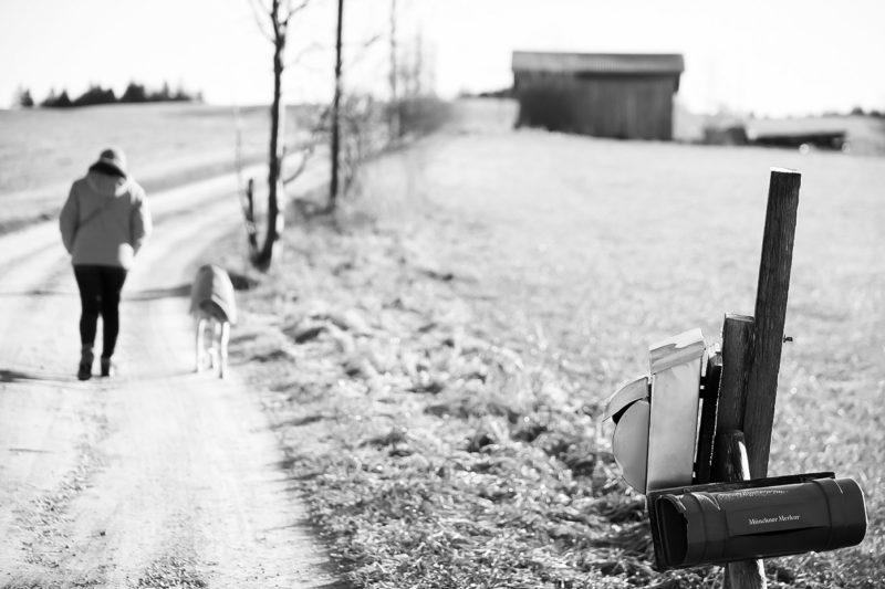 Gassi-Reportage in Murnau Webfoto-Oberland