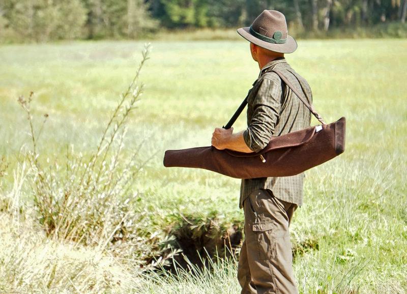 Jagdmoden-Shooting Outdoor Webfoto-Oberland