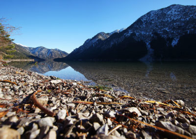Fotoshooting am Plansee Webfoto-Oberland