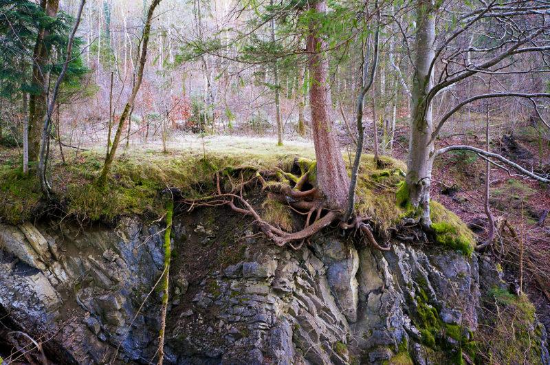 Fotoreportage Bergwanderung Kochl Webfoto-Oberland
