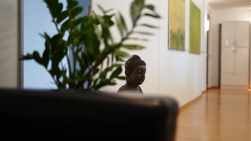 Business-Fotoshooting Hausarzt-Praxis Webfoto-Oberland