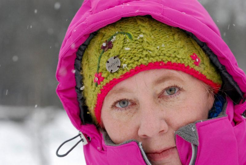 Winter-Outdoor-Portrait Webfoto-Oberland
